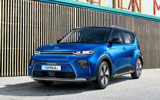 Noul Kia e-Soul debutează la Geneva: versiunea de top oferă 204 CP și o autonomie de peste 450 de kilometri