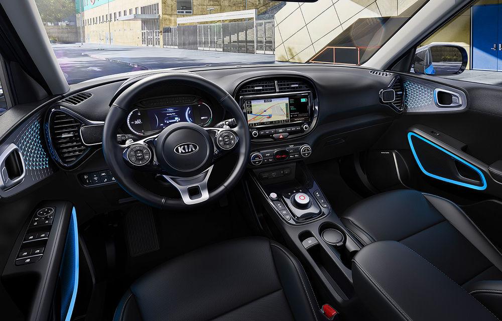 Noul Kia e-Soul debutează la Geneva: versiunea de top oferă 204 CP și o autonomie de peste 450 de kilometri - Poza 7