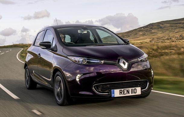 Renault va lansa o nouă generație de motoare electrice în 2021: francezii au ajuns la vânzări de 200.000 de electrice în Europa - Poza 1