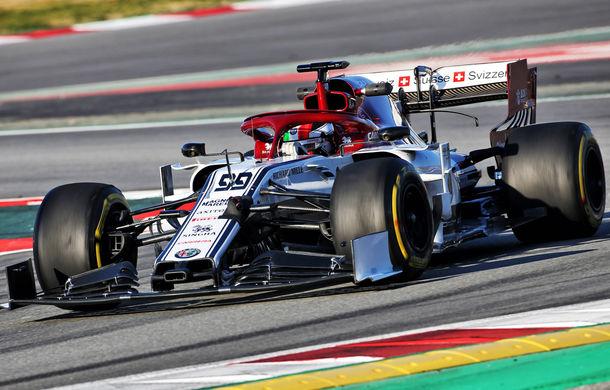 A început a doua sesiune de teste de la Barcelona: Alfa Romeo, Red Bull și Ferrari luptă pentru primul loc în prima zi - Poza 1