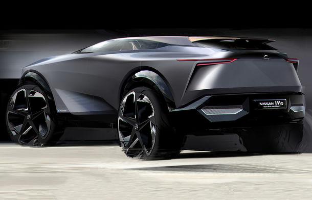 Nissan IMQ va fi expus la Geneva: conceptul electric pregătit de niponi anunță noua direcție de design în segmentul SUV - Poza 1