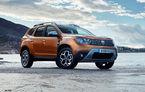 Premieră pe piața din România: Dacia Duster, cel mai vândut model în luna ianuarie. Ford Ecosport intră în top 10