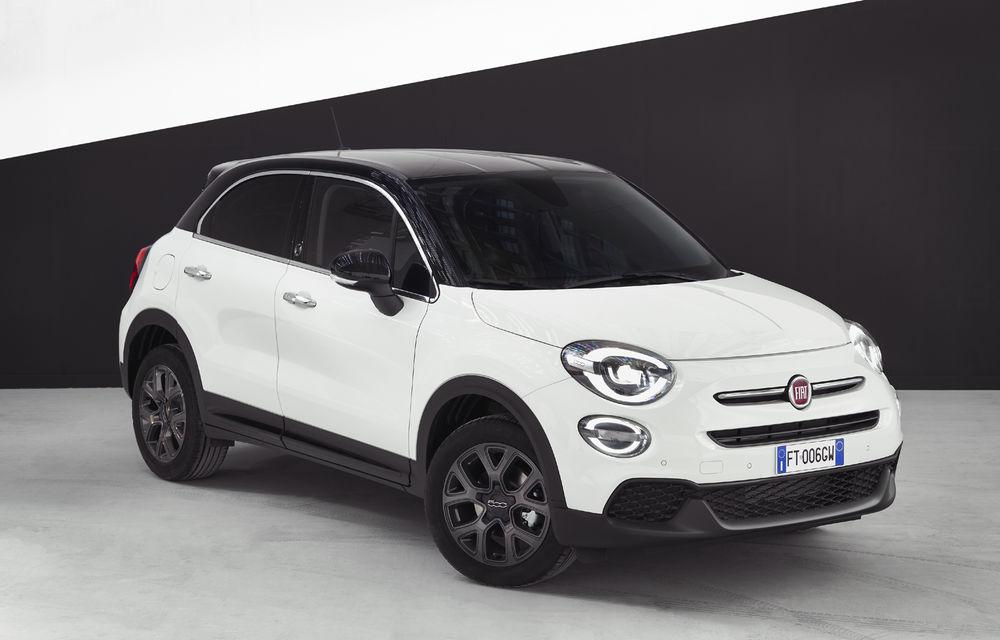 Fiat aniversează 120 de ani de existență: 500, 500X, 500L primesc ediții speciale - Poza 3