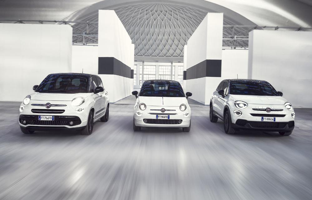 Fiat aniversează 120 de ani de existență: 500, 500X, 500L primesc ediții speciale - Poza 1