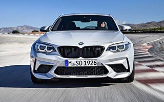 Informații despre viitorul BMW M2 CS: 445 CP și versiune cu transmisie manuală
