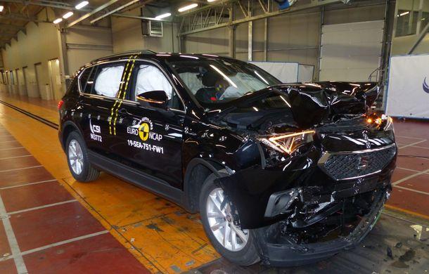 Noi rezultate Euro NCAP: 5 stele pentru Seat Tarraco, Honda CR-V și Mercedes-Benz Clasa G - Poza 11