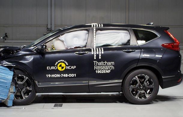 Noi rezultate Euro NCAP: 5 stele pentru Seat Tarraco, Honda CR-V și Mercedes-Benz Clasa G - Poza 15