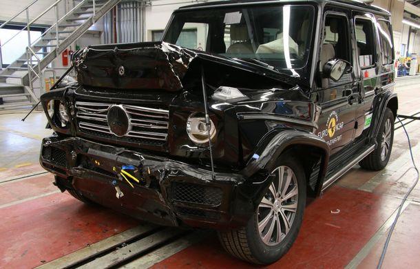 Noi rezultate Euro NCAP: 5 stele pentru Seat Tarraco, Honda CR-V și Mercedes-Benz Clasa G - Poza 20