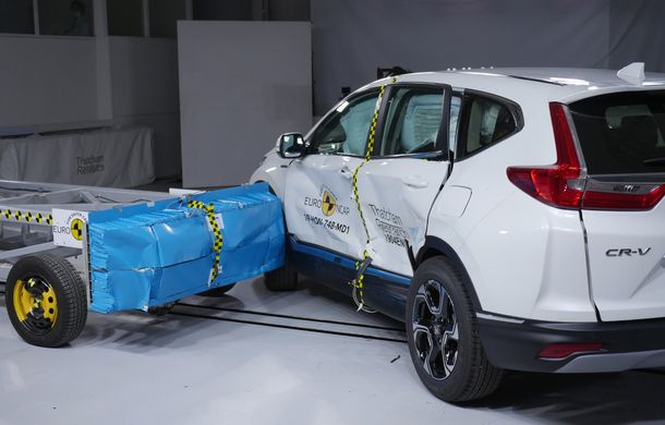 Noi rezultate Euro NCAP: 5 stele pentru Seat Tarraco, Honda CR-V și Mercedes-Benz Clasa G - Poza 7