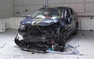 Noi rezultate Euro NCAP: 5 stele pentru Seat Tarraco, Honda CR-V și Mercedes-Benz Clasa G