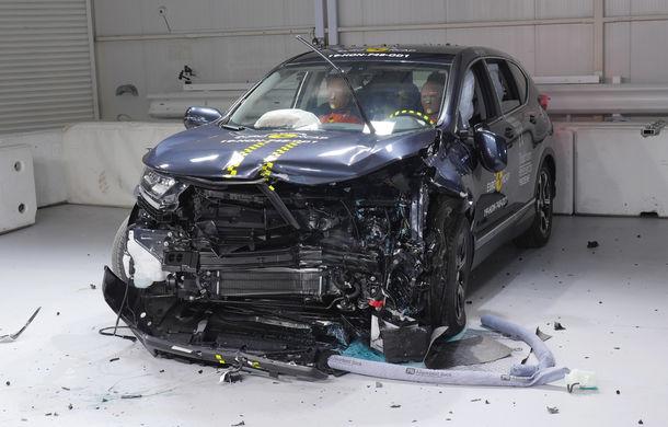Noi rezultate Euro NCAP: 5 stele pentru Seat Tarraco, Honda CR-V și Mercedes-Benz Clasa G - Poza 1