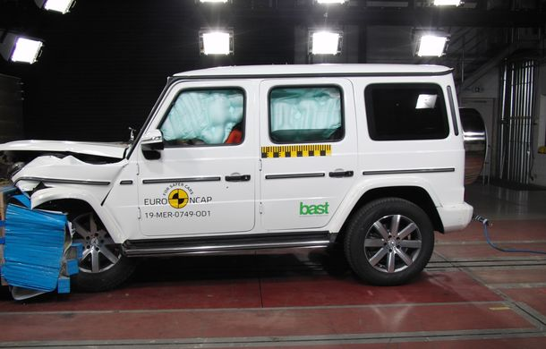 Noi rezultate Euro NCAP: 5 stele pentru Seat Tarraco, Honda CR-V și Mercedes-Benz Clasa G - Poza 23