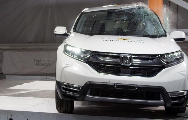 Noi rezultate Euro NCAP: 5 stele pentru Seat Tarraco, Honda CR-V și Mercedes-Benz Clasa G - Poza 3