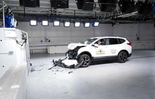 Noi rezultate Euro NCAP: 5 stele pentru Seat Tarraco, Honda CR-V și Mercedes-Benz Clasa G - Poza 4