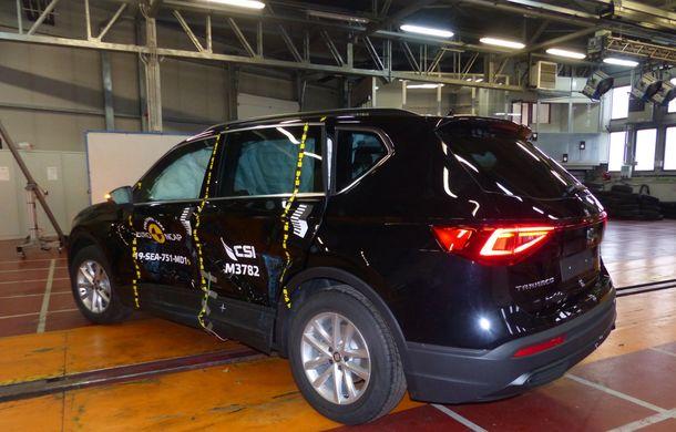Noi rezultate Euro NCAP: 5 stele pentru Seat Tarraco, Honda CR-V și Mercedes-Benz Clasa G - Poza 9