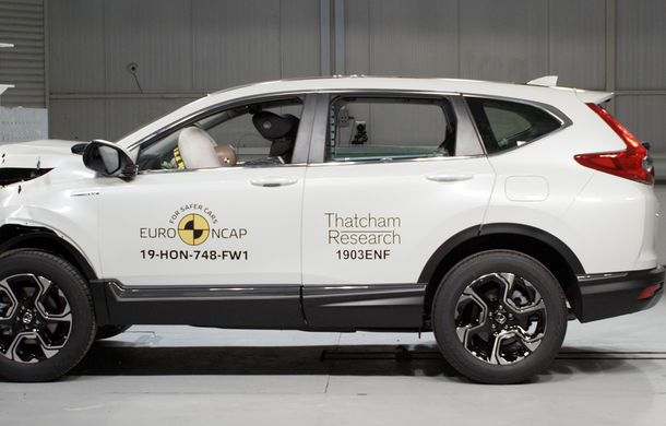 Noi rezultate Euro NCAP: 5 stele pentru Seat Tarraco, Honda CR-V și Mercedes-Benz Clasa G - Poza 5