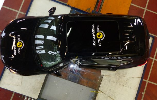 Noi rezultate Euro NCAP: 5 stele pentru Seat Tarraco, Honda CR-V și Mercedes-Benz Clasa G - Poza 16