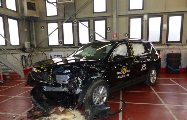 Noi rezultate Euro NCAP: 5 stele pentru Seat Tarraco, Honda CR-V și Mercedes-Benz Clasa G - Poza 13