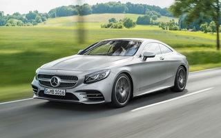 Mercedes-Benz pregătește schimbări în gama de modele: Clasa S Coupe și Cabriolet ar putea să nu primească o nouă generație