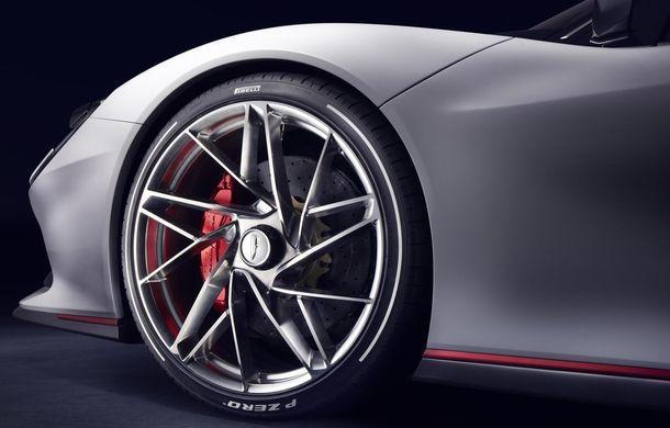 Teaser nou pentru Pininfarina Battista: constructorul vine la Geneva cu 3 exemplare ale hypercar-ului electric - Poza 1