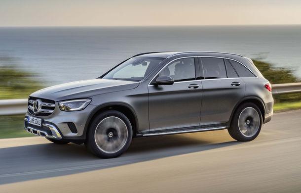 Mercedes-Benz GLC facelift: SUV-ul premium primește motoare noi de până la 258 de cai putere și sistem de infotainment MBUX - Poza 1