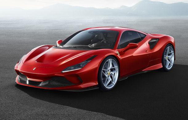 Ferrari F8 Tributo: înlocuitorul lui 488 GTB are motor turbo V8 de 3.9 litri și 720 de cai putere și ajunge la 100 km/h în 2.9 secunde - Poza 1
