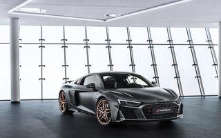 Audi a lansat ediția specială R8 V10 Decennium: 222 de exemplare și preț de 222.000 euro