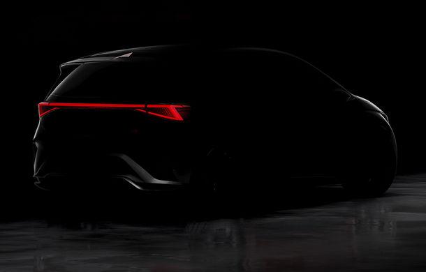 Primul teaser cu conceptul electric pregătit de Seat: lansarea este programată în 4 martie - Poza 1