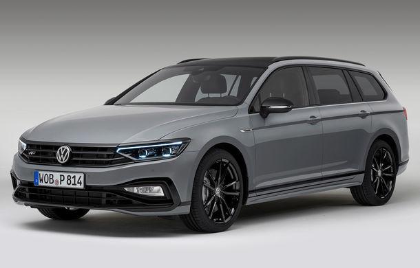Volkswagen Passat Variant facelift primește o ediție specială: variantă R-Line limitată la 2.000 de unități - Poza 1