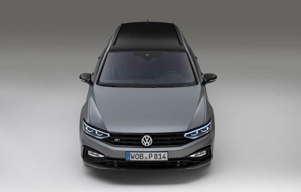 Volkswagen Passat Variant facelift primește o ediție specială: variantă R-Line limitată la 2.000 de unități - Poza 4