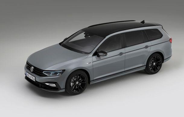 Volkswagen Passat Variant facelift primește o ediție specială: variantă R-Line limitată la 2.000 de unități - Poza 2