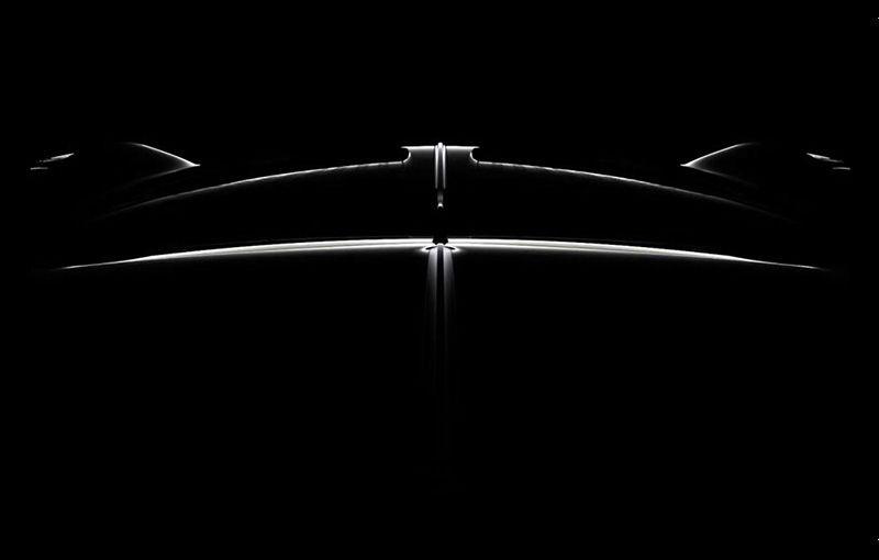 Primele clipuri teaser cu versiunea modernă a lui Bugatti 57 SC Atlantic: modelul va fi produs într-un singur exemplar - Poza 1