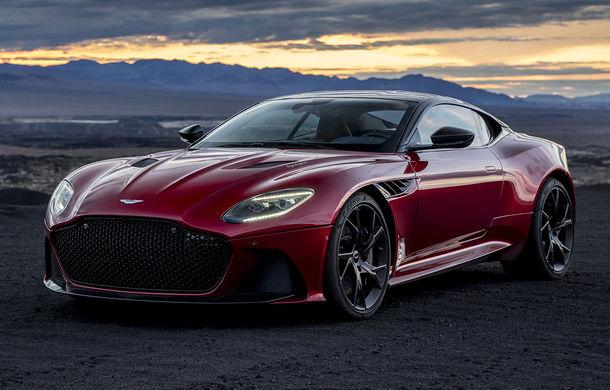Nou record de vânzări pentru Aston Martin: creștere de 25% în 2018, cu Vantage și DBS Superleggera printre cele mai căutate modele - Poza 1