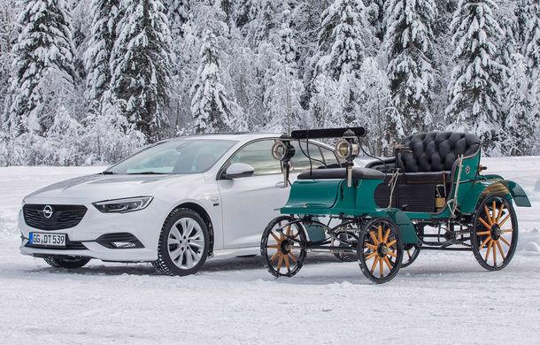 """Opel Astra și Insignia """"120 Years"""": ediții speciale cu ocazia celor 120 de ani de la fabricarea primului vehicul Opel - Poza 2"""