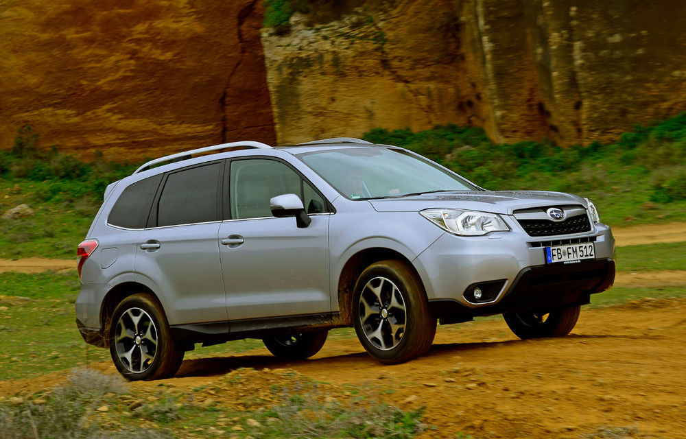 Subaru pregătește recall pentru 2.3 milioane de mașini: un defect la stopuri poate provoca probleme cu pornirea - Poza 1