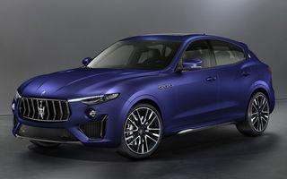 Maserati Levante Trofeo ajunge și în Europa: italienii vor asambla 100 de unități Launch Edition echipate cu motorul V8 de 580 CP