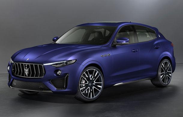 Maserati Levante Trofeo ajunge și în Europa: italienii vor asambla 100 de unități Launch Edition echipate cu motorul V8 de 580 CP - Poza 1