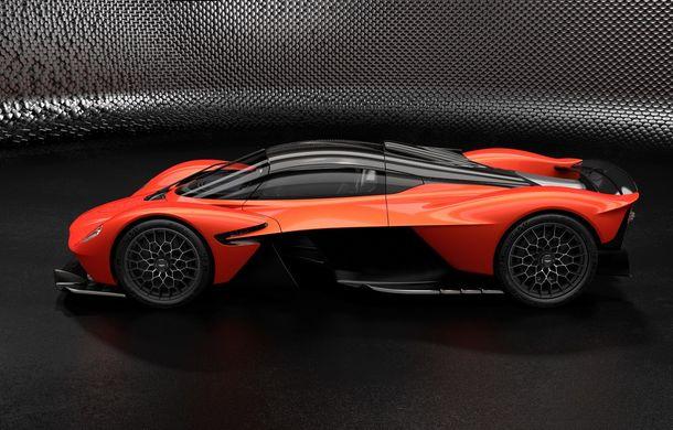 Aston Martin dezvăluie specificațiile sistemului hibrid de propulsie de pe Valkyrie: 1.176 CP și 900 Nm - Poza 3