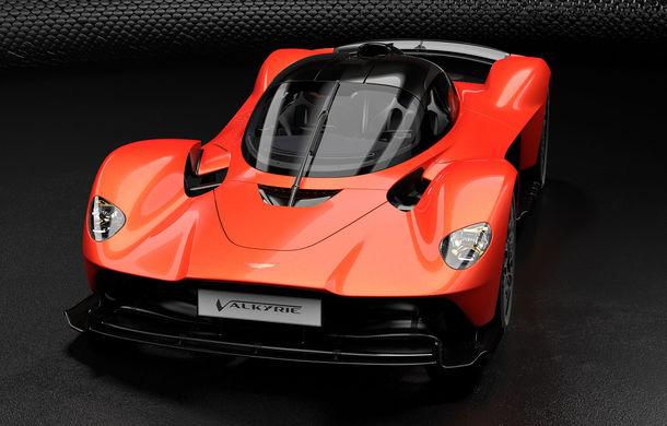 Aston Martin dezvăluie specificațiile sistemului hibrid de propulsie de pe Valkyrie: 1.176 CP și 900 Nm - Poza 1