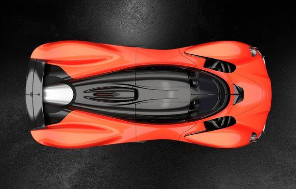 Aston Martin dezvăluie specificațiile sistemului hibrid de propulsie de pe Valkyrie: 1.176 CP și 900 Nm - Poza 4