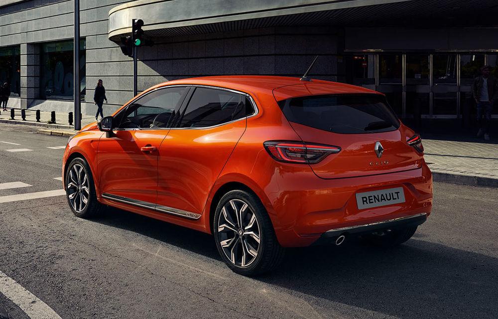 Am văzut pe viu noul Renault Clio: cinci lucruri pe care trebuie să le știi despre noul model francez - Poza 19