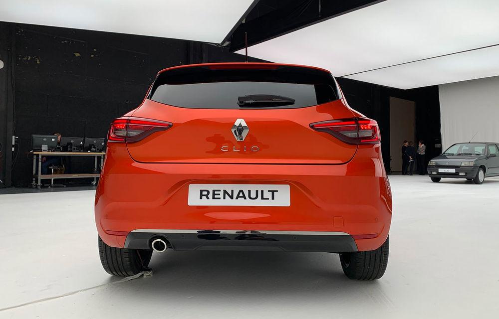 Am văzut pe viu noul Renault Clio: cinci lucruri pe care trebuie să le știi despre noul model francez - Poza 5