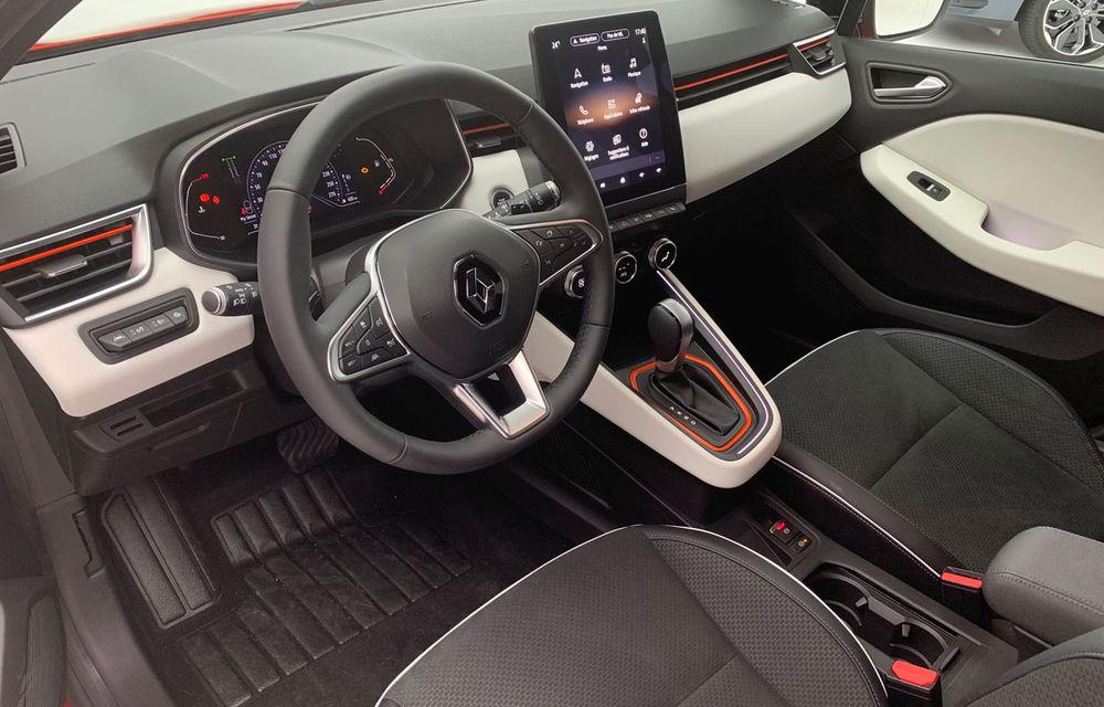 Am văzut pe viu noul Renault Clio: cinci lucruri pe care trebuie să le știi despre noul model francez - Poza 6