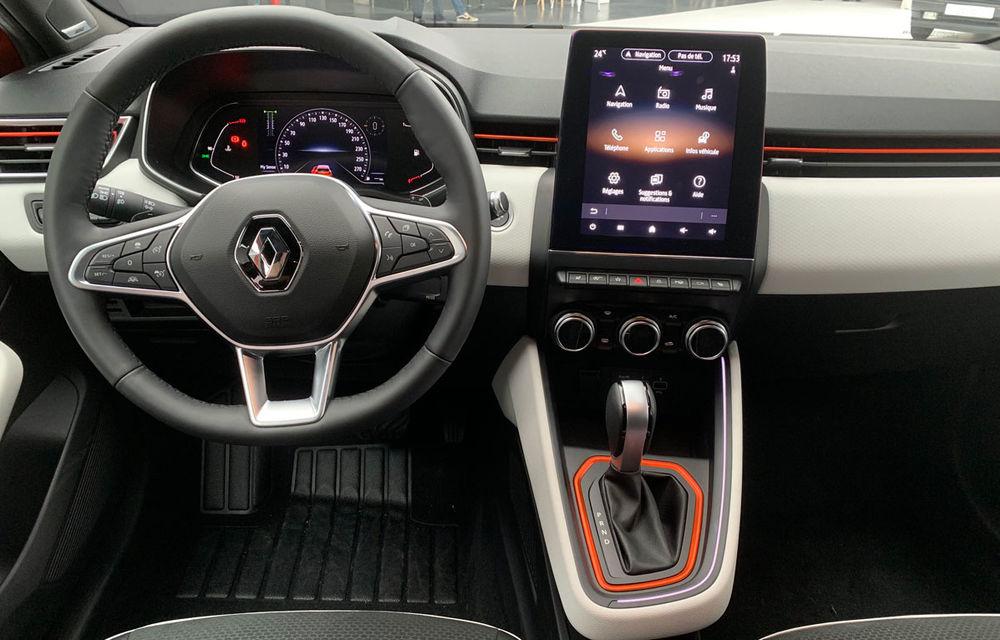 Am văzut pe viu noul Renault Clio: cinci lucruri pe care trebuie să le știi despre noul model francez - Poza 7