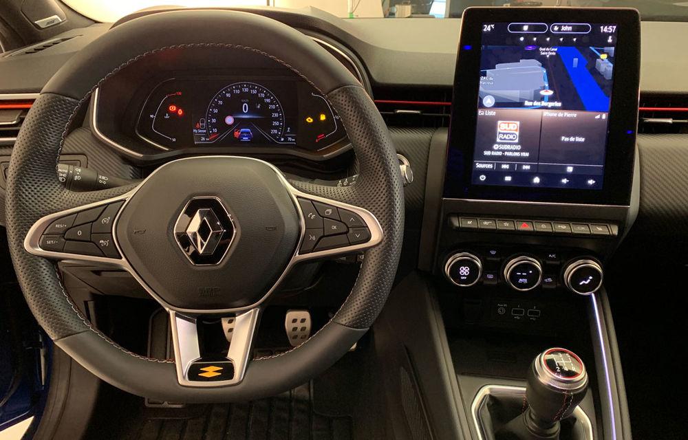 Am văzut pe viu noul Renault Clio: cinci lucruri pe care trebuie să le știi despre noul model francez - Poza 14