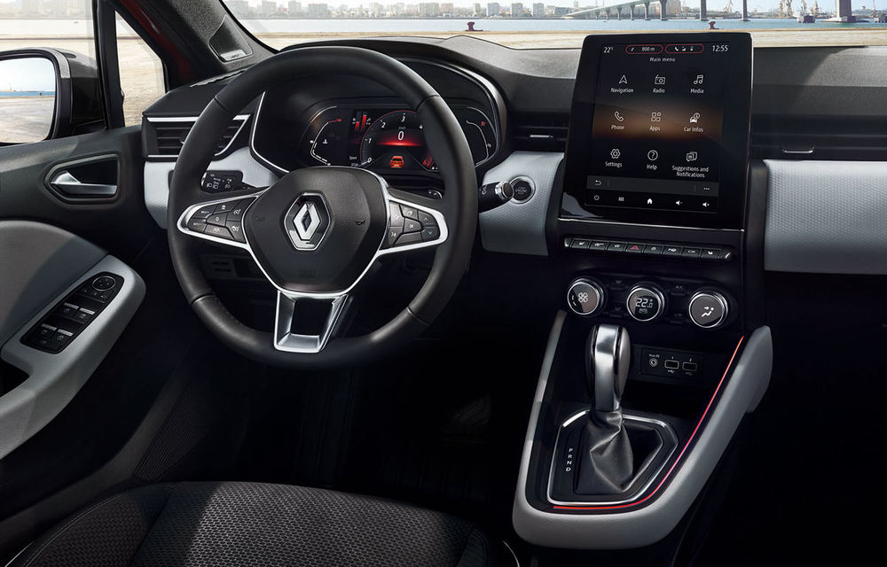 Am văzut pe viu noul Renault Clio: cinci lucruri pe care trebuie să le știi despre noul model francez - Poza 33