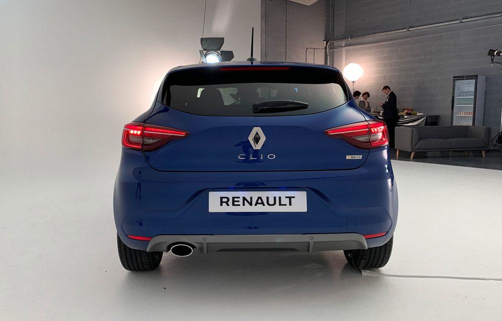 Am văzut pe viu noul Renault Clio: cinci lucruri pe care trebuie să le știi despre noul model francez - Poza 11