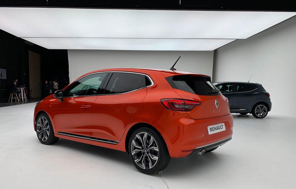 Am văzut pe viu noul Renault Clio: cinci lucruri pe care trebuie să le știi despre noul model francez - Poza 2