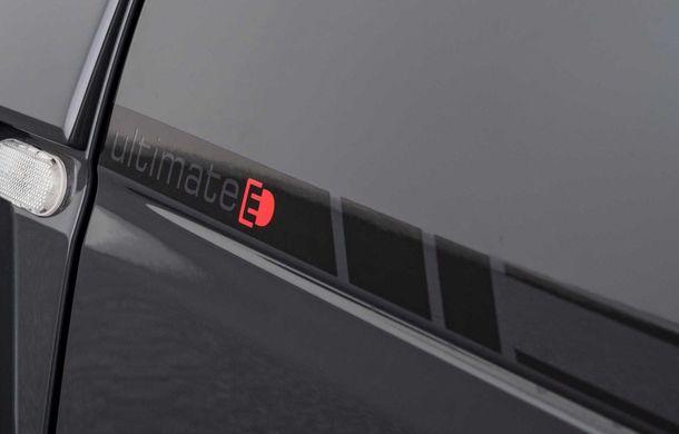 Brabus a pregătit un pachet special pentru EQ ForTwo Cabrio: modelul electric oferă 91 CP și o autonomie de până la 125 de kilometri - Poza 9