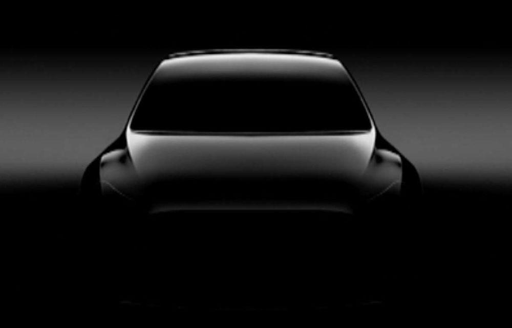 """Tesla va lansa oficial noul Model Y pe 14 martie: """"Va costa cu 10% mai mult decât Model 3"""" - Poza 1"""